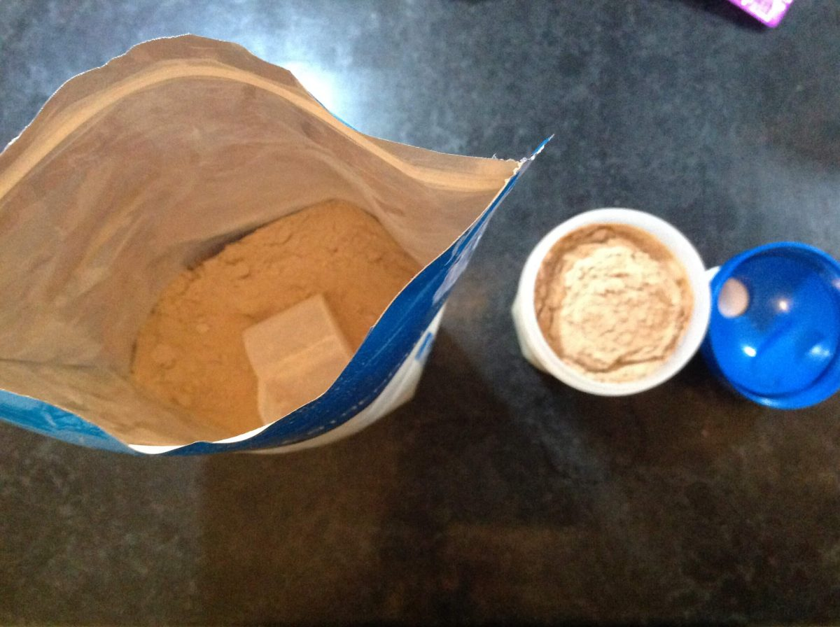 myprotein mocha review
