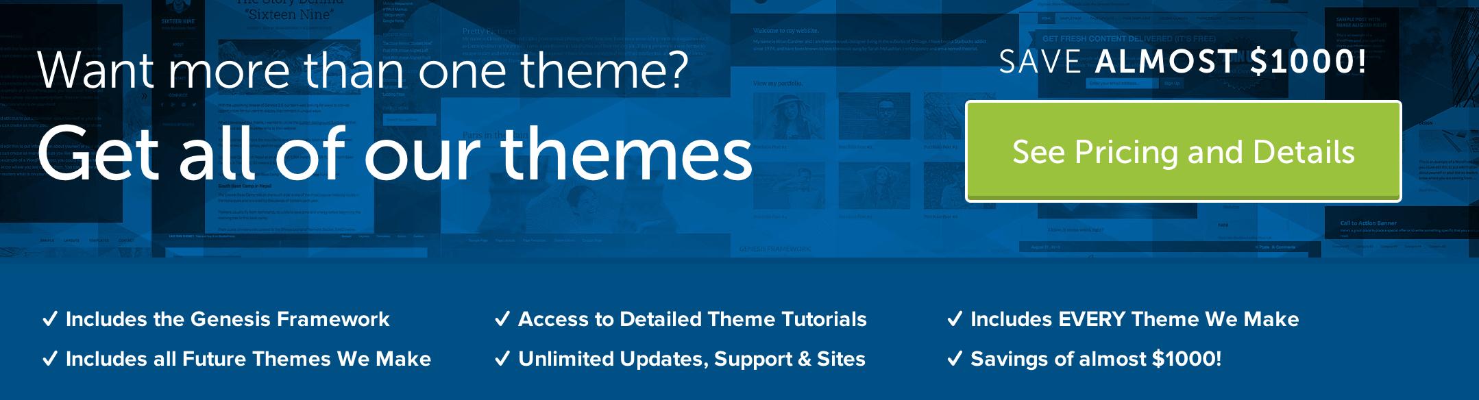 Best WordPress Theme Framework