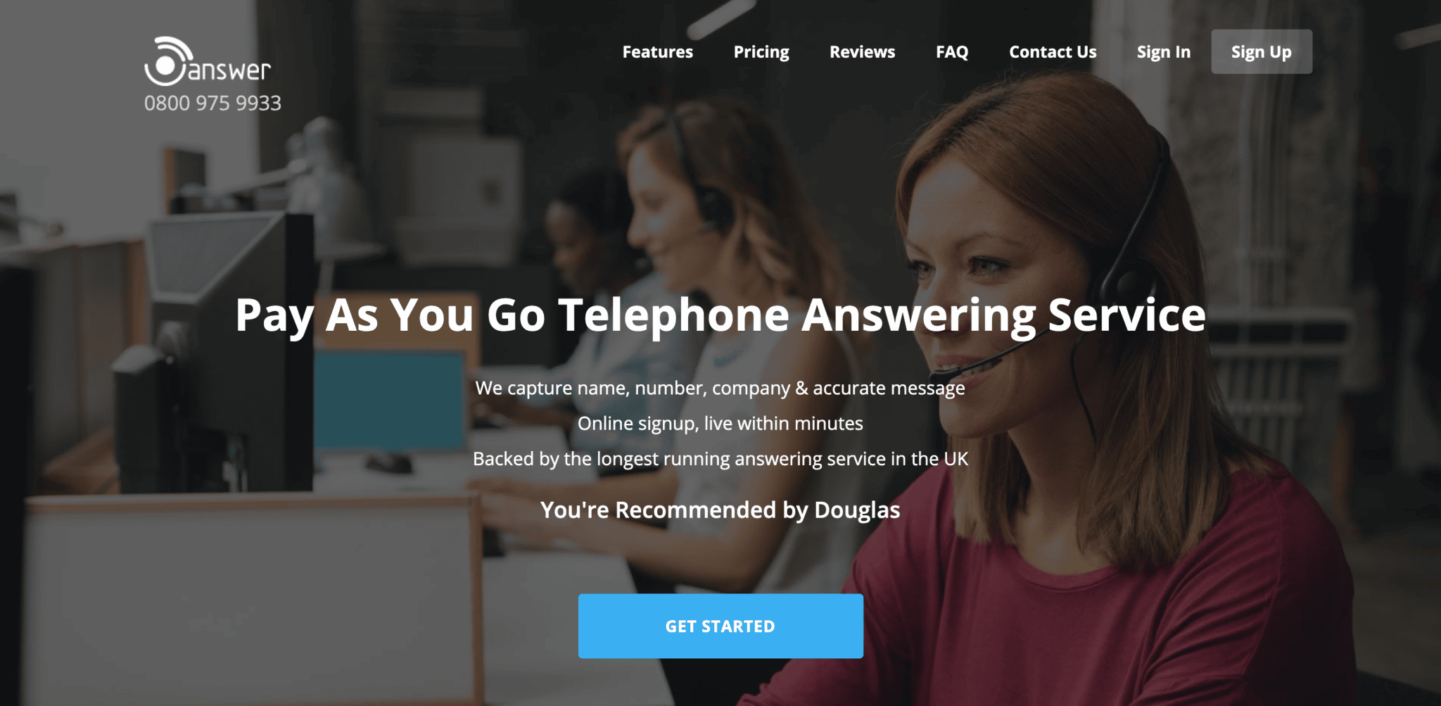 Answer.co.uk Review 2021